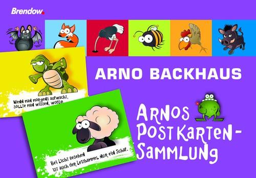 Arnos Postkarten-Sammlung (10 Postkarten)