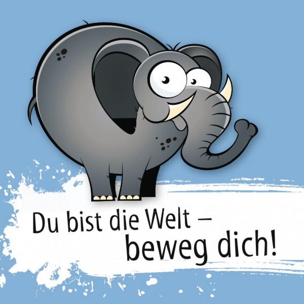 Elefant (Kühlschrankmagnet)
