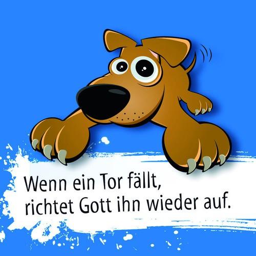 Hund (Kühlschrankmagnet)
