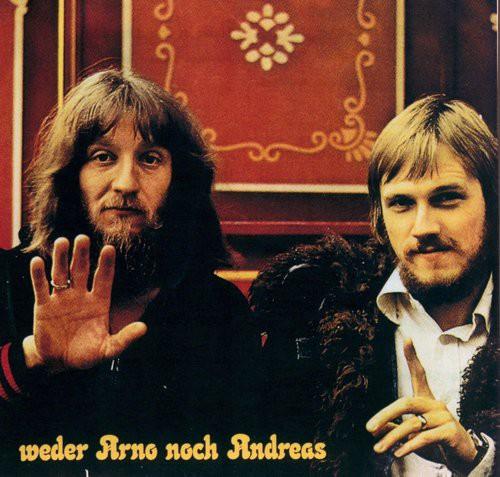 Weder Arno noch Andreas (CD)