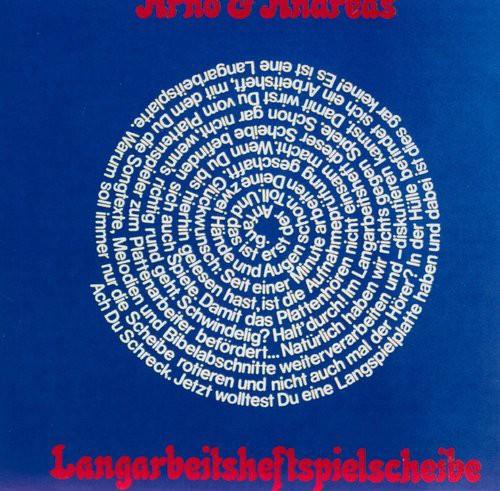 Langarbeitsheftspielscheibe (CD)