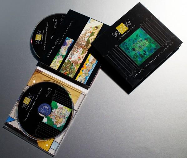 Die Wiedmann Bibel - AT UND NT als Film (2 DVDs)
