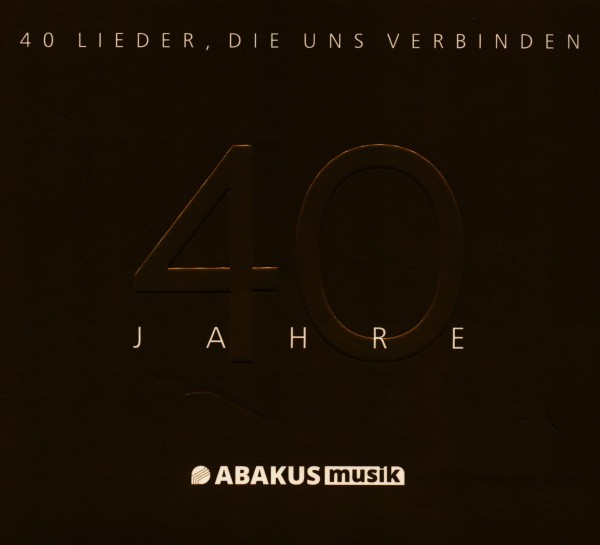 40 Jahre ABAKUS Musik - Limited Edtion (2-CD Digipack)